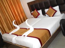 Hotel Galaxy, hôtel à Patna