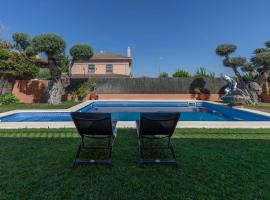 Villa de ensueño Piscina 4BR-8p-Sevilla a sus pies