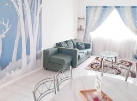 Homestay Pink Pingu Perai Penang, apartment in Perai
