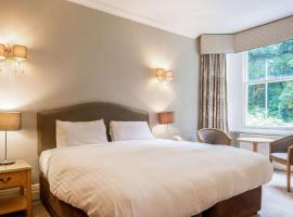 Clarion Collection Hotel Makeney Hall, hotel near Kedleston Hall, Derby