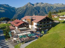 T3 Alpenhotel Garfrescha