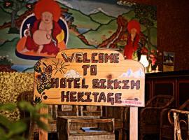 Hotel Sikkim Heritage