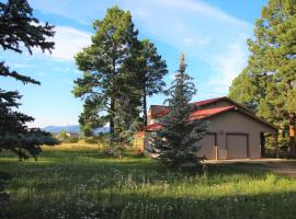 Meadow View, pet-friendly hotel in Pagosa Springs
