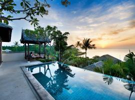 Villa Aquamarine in luxury 5* hotel development