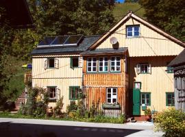 Apartments Steffler, hotel in Grundlsee