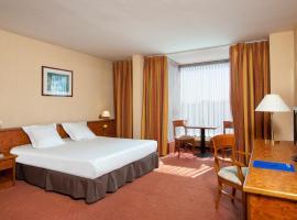 Qbic Hotel Brussels, hotel in Brussels
