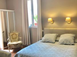 Hotel Lepante, hotel near Lascaris Palace, Nice