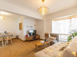 Sen's Mansion Locals Apt00165190,Close to Beijing road subway station & pearl river night tour & tianzi wharf & Beijing road & wende square & south yue king museum & pleasant scenery [2 residences]