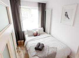 Gdansk New Port Apartment. Brand new space