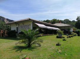 Hotel Los Jardines de Lallosa