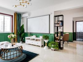 Xi 'an lianhu district · kaiyuanmen · Luke boutique apartment ·00184770