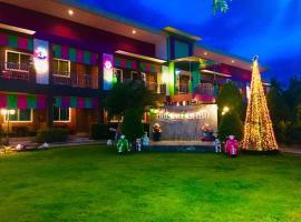 บ้านทิพรัตน์ สัตหีบ, hotel near U-Tapao Rayong-Pattaya International Airport - UTP, Sattahip