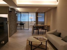 3 Bedrooms+1 Study room (Near Taipei 101 and MRT)