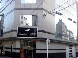 Hotel Santafe Suite