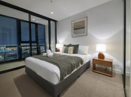 Mega Style Apartments Melbourne, hotel with jacuzzis in Melbourne