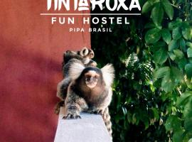 Tinta Roxa Fun Hostel