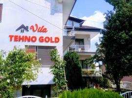 TEHNO-GOLD, hotel in Vranje