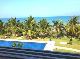 Nilaveli Ocean Front Luxury Apartments