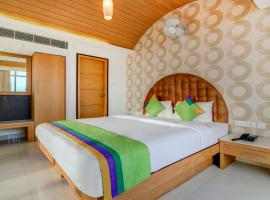 Treebo Trend Cilantro By The Sea, hôtel à Trivandrum