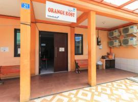 Orange Kost