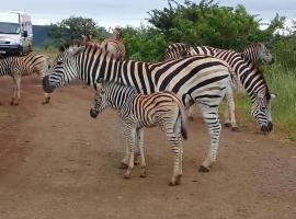 Hluhluwe Gate Safari Camp