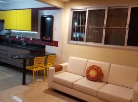Apartamento na Praia de Itaparica, 3 quadras da praia