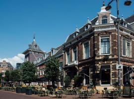 Hotel ML, hotel dicht bij: Claus Event Center, Haarlem