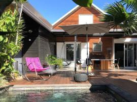 Villa Moana à 100m du lagon Grand Fond Saint Gilles