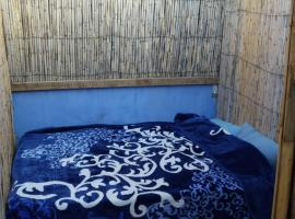 AliBaba Apartment Hostel Bamboo Rooftop Room