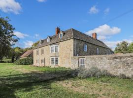 Oxford Farm House
