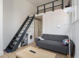 NETTOYAGE RIGOUREUX -Modern and renovated apartment