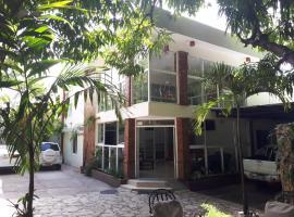 Hotel Alcaldeza, hotel in Santo Domingo