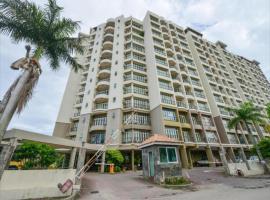 Century Suria Service Apartment - Private Residential 1