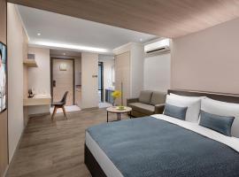 香港馨樂庭亞士厘公寓酒店