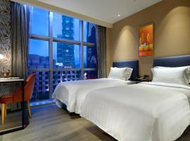 AT Boutique Hotel, hotel in Taipei