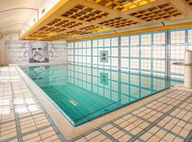 Dvorak Spa & Wellness, hotel in Karlovy Vary