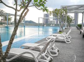 Gt Home encorp strand residence (alpha ivf )
