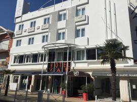Yatt Hotel, hôtel à Arcachon près de: Dune du Pyla