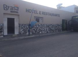 HOTEL BRASA, hotel in Santa Cruz