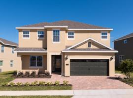 Luxurious 6 Bd w/ Pool & Game Room Close to Disney at Encore Resort 311, hotel in Orlando