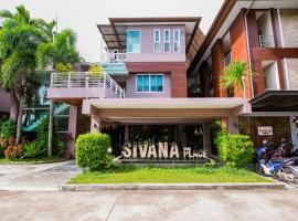 OYO 301 Sivana Place, hotel near Wat Prathong, Bang Tao Beach