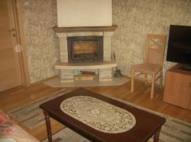 room in the house with a separate entrance in Baltiysk