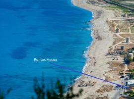 Rontos House, seaside