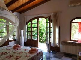 Room in Paradise Garden