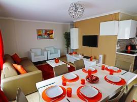 Luxury Paris Orange