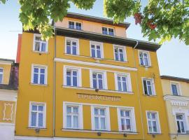 One-Bedroom Apartment in Frantiskovy Lazne