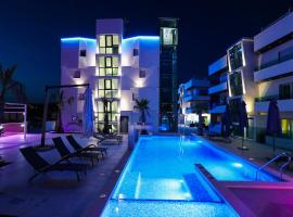 Boutique Residence Cosmopolis, luxury hotel in Bibinje