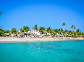 Apartment 1 bedroom+Private beach+2 sofa bed, hotel in Bayahibe