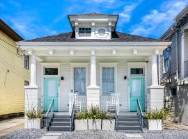 Spacious NOLA House with 2 Attached Units