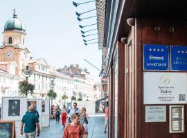 Apartments Babic, budget hotel in Rijeka